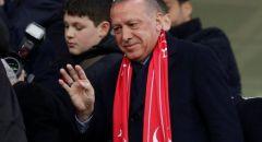 أردوغان يهنئ اليهود بـعيد الفصح