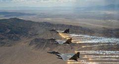 """العراق.. التحالف الدولي يدمر 3 معسكرات لـ""""داعش"""" جنوبي كركوك"""