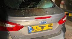 الطيبة: اطلاق النار على منزل ومركبة الزميل الصحفي حسن شعلان