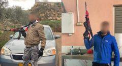 تقديم لائحة اتهام ضد شقيقين من كفر مصر بحيازة كلاشنكوف وذخيرة
