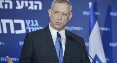 غانتس: إسرائيل مستعدة للتعامل مع أي سيناريو في الجبهة الشمالية