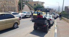الشرطة : اصابة رجل بجراح خطيرة بعد طعنه لزوجته في البعينة نجيدات