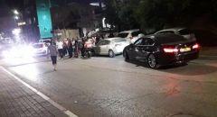 استنكار في طمرة بعد اطلاق نار على سيارة مدير مدرسة