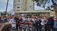 تظاهرة حاشدة للمتابعة في يافا تضامنا مع الأهالي في مواجهتهم لمخططات الاقتلاع