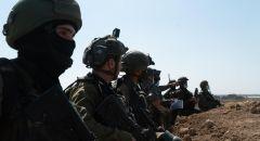 سمح بالنشر : الجيش الإسرائيلي يكشف عن نفق جنوب خانيونس يخترق الأراضي الإسرائيلية