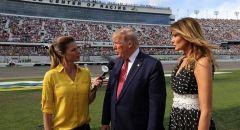 ترامب ,,, اتوقع عودة الجماهير للملاعب الرياضية قريبا