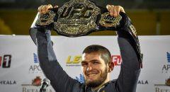 الملاكم العالمي الداغستاني حبيب يعلن الانسحاب من النزال ضد الأمريكي فيرغسون