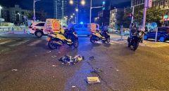 مصرع سيدة وإصابة رجل بجراح جرّاء حادث طرق في تل أبيب - يافا