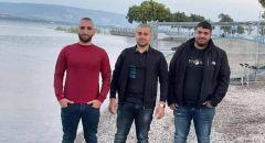 تمديد اعتقال سائق الشاحنة االمتسبب بوفاة ثلاثة شبان من كفركنا