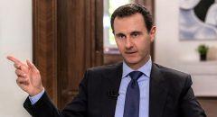 الرئيس السوري يحذر من كارثة في بلاده بسبب جائحة كورونا