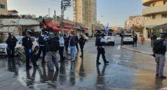 يافا : اعتقال شبّان ومواجهات عنيفة بين الشرطة والسكان