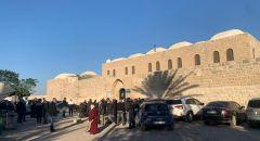 الحركة الإسلامية: إقامة حفل ماجن في مسجد ومقام النبي موسى انتهاك للحرمات والمقدسات