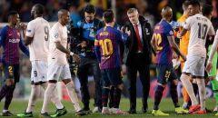 برشلونة يهزم ريال بيتيس في الوقت القاتل بهدف صاروخي لا يصد ولا يرد