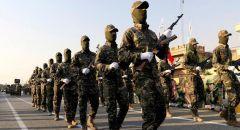 """الحشد الشعبي يعتقل عناصر من """"داعش"""" قرب ديالى"""