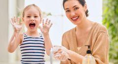 اساسيات و طرق تعليم اطفالكم قواعد النظافة للوقاية من كورونا