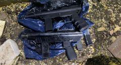الشرطة : ضبط أسلحة غير قانونية في ابطن