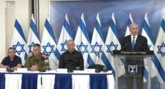 نتنياهو: ضربنا حماس ضربة موجعة ولو كانت هناك حاجة لاحتلال غزة لفعلنا ذلك