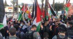 عارة- عرعرة: تظاهرة  منددة بالعنف وتقاعس الشرطة