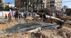 غزة : مقتل امرأة وجرح أطفالها بتجدد الغارات الإسرائيلية صباحا