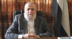 الشيخ نافذ عزام ابرز قيادي حركة الجهاد الإسلامي في مقابلة للحمرا