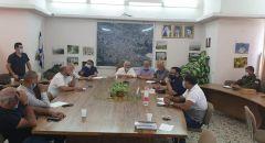 بلدية شفاعمرو تعقد جلسة طارئة وتحذر المواطنين: نحن نقترب خطوة واحدة من الشارة الحمراء وسنعلن عن حالة طوارئ