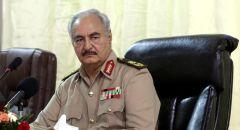 حفتر يتفقد عددا من معسكرات القوات المسلحة الليبية