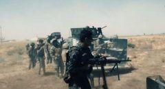 """العراق.. الحشد الشعبي يصد هجوما عنيفا لـ""""داعش"""" جنوبي صلاح الدين"""