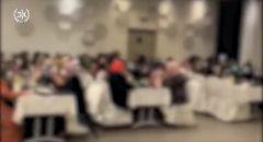 عيلوط : الشرطة تداهم قاعة افراح وتُفرّق المعازيم بحفل زفاف تواجد فيه 350 شخصًا