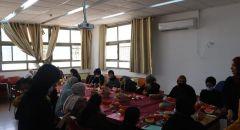 مهرجان الأم الرهطاوية في المركز الجماهيري رهط