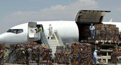 """وصول طائرة تحمل 18 طنا من المساعدات الطبية من """"يونيسف"""" لصنعاء"""