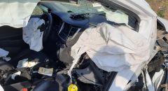 مصرع سيدة وإصابة آخرين إثر حادث طرق قرب طولكرم