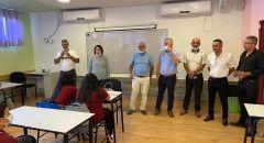 د. صفوت أبو ريا : افتتحنا العام الدراسي على أفضل وجه وبأتمّ صورة، ذلك بعد نجاحنا في ترتيب مدارسنا من كافّة المستلزمات