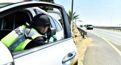 الشرطة : الغاء 11  رخصة قيادة لسائقين قادوا مركباتهم تحت تأثير الكحول