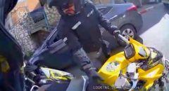 الشرطة في مخالفات لسائقين بقيادة غير قانونية
