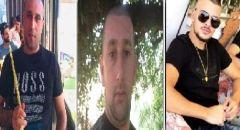 مقتل رامي يعقوب أبوظلام من جديدة المكر , سهير حسن من الساجور , حامد مجدي حسين من البعنة.