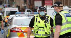 اسكتلندا تعزز مراقبة الحدود مع إنجلترا بعد حظر السفر إليها