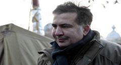 ساكاشفيلي يعلن إضرابا عن الطعام بعد اعتقاله