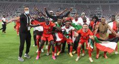السودان يتجاوز ليبيا ويخطف بطاقة النهائيات في كأس العرب 2021