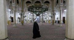 فتح المساجد في مصر لأول مرة بعد جائحة كورونا