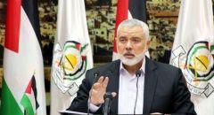 هنية: لن نسمح بتهويد الشيخ جراح واقتحام الاقصى