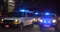 القدس : اعتقال 12 مشتبهََا باطلاق العاب نارية والاعتداء على افراد الشرطة