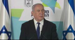 نتنياهو: لن يتم فرض الإغلاق العام في هذه المرحلة وما يهمنا انقاذ الأرواح