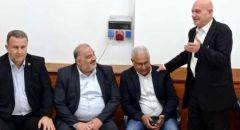 رسميًا ترشيح مازن غنايم في المركز الثاني بالقائمة الموحدة بمصادقة مجلس الشورى