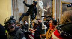 مجلس النواب الأمريكي يبدأ التحقيق في أعمال الشغب بمبنى الكابيتول