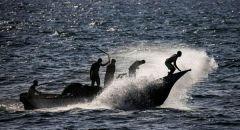 """استشهاد 3 صيادين قبالة شاطئ خان يونس جنوب قطاع غزة - الجيش الاسرائيلي""""قواتنا لم تنفذ أي هجمات"""""""