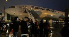 الطيبي: انطلاق طائرة اخرى لنقل طلاب الداخل من تركيا الى البلاد