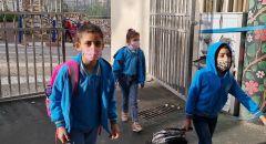 الناصرة: عودة الطلاب إلى مقاعد الدراسة وسط أجواء مليئة بالفرح