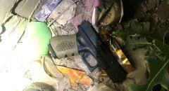 اعتقال شاب من كفرقاسم بشبهة حيازة مسدس