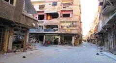 """سوريا.. سكان مخيم اليرموك الفلسطيني بدمشق يبدؤون """"العودة"""" إليه"""