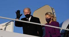 اليوم بشكل رسمي مراسم تنصيب جو بايدن رئيسًا للولايات المتحدة